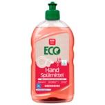 REWE Beste Wahl Eco Hand Spülmittel Grenadine 500ml