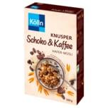 Kölln Müsli Knusper Schoko & Kaffee 500g