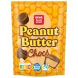 REWE Beste Wahl Peanut Butter Chocs 126g
