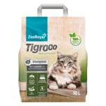 ZooRoyal Tigrooo Öko-Komfort Klumpstreu 10l