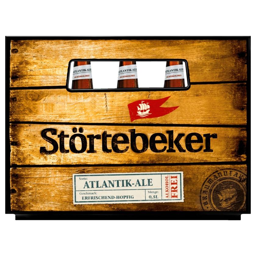 Störtebeker Atlantik-Ale alkoholfrei 20x0,5l