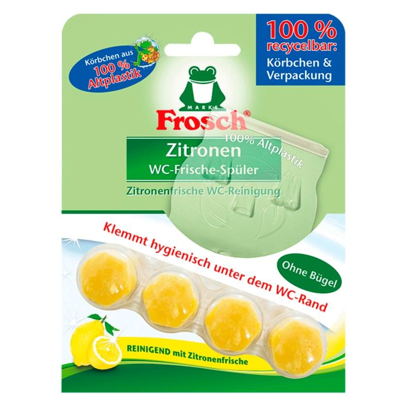 Frosch WC-Spüler Zitrone 42g