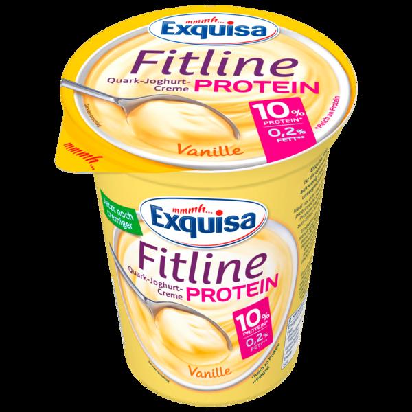 Exquisa Protein Quark Vanille 400g