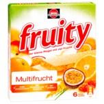 Schwartau Fruity Multifrucht Orange-Maracuja 6x24g