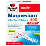 Doppelherz Magnesium 400 Direct 20 Stück