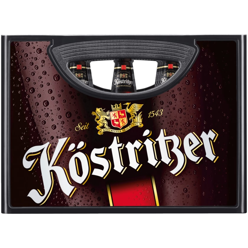 Köstritzer Schwarzbier 20x0,5l