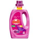Dalli Colorwaschmittel 1,1l, 20 WL