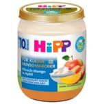 Hipp Bio Pfirsich-Mango in Apfel mit Joghurt 160g