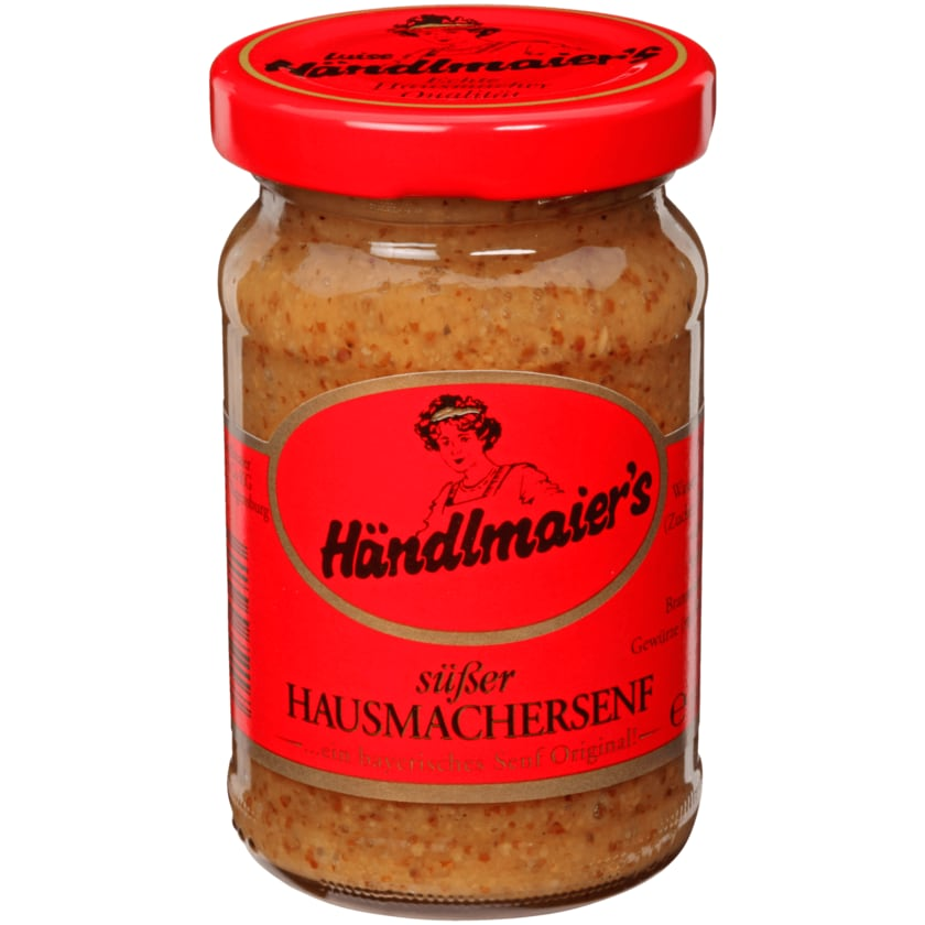 Händlmaier's Süßer Hausmachersenf 100ml