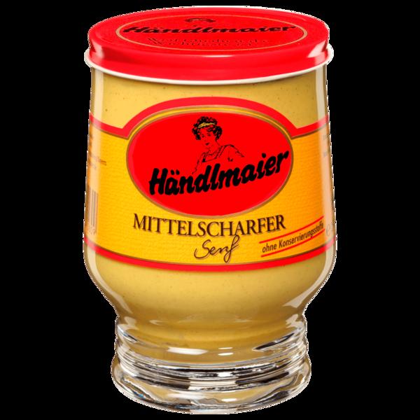 Händlmaier's mittelscharfer Senf 250ml