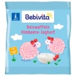 Bebivita Bio Reiswaffeln Himbeere-Joghurt 30g