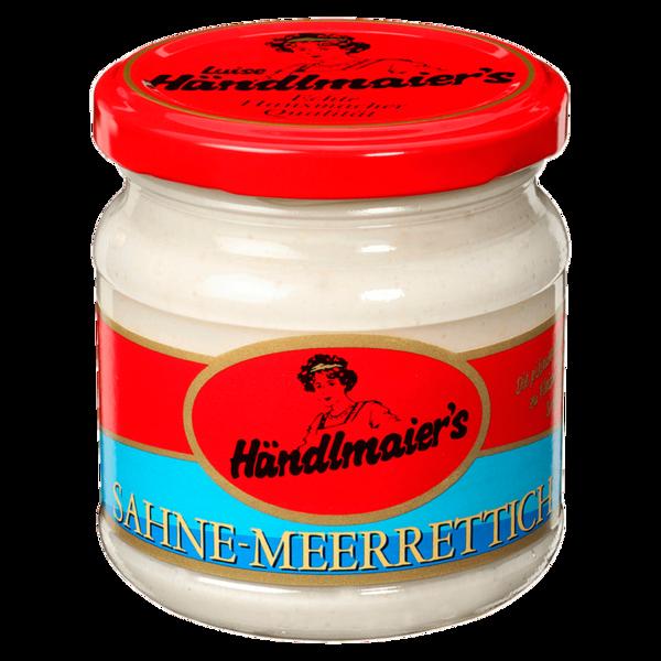 Händlmaier's Sahnemeerrettich 190g