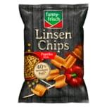 Funny-frisch Linsenchips Paprika 90g