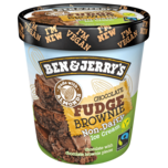 Ben & Jerry Chocolate Fudge Brownie vegan 500ml