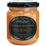 Wolfram Berge Tessiner Senfsauce Orange 200ml