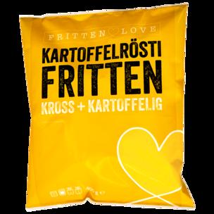 Frittenlove Kartoffelrösti Fritten 400g