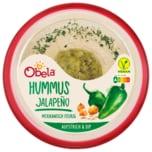 Obela Hummus Hot Jalapeño 175g
