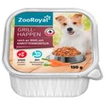 ZooRoyal Grillhappen Rind Karotte 150g