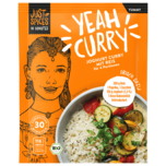 Just Spices In Minutes Joghurt Curry mit Reis 35g