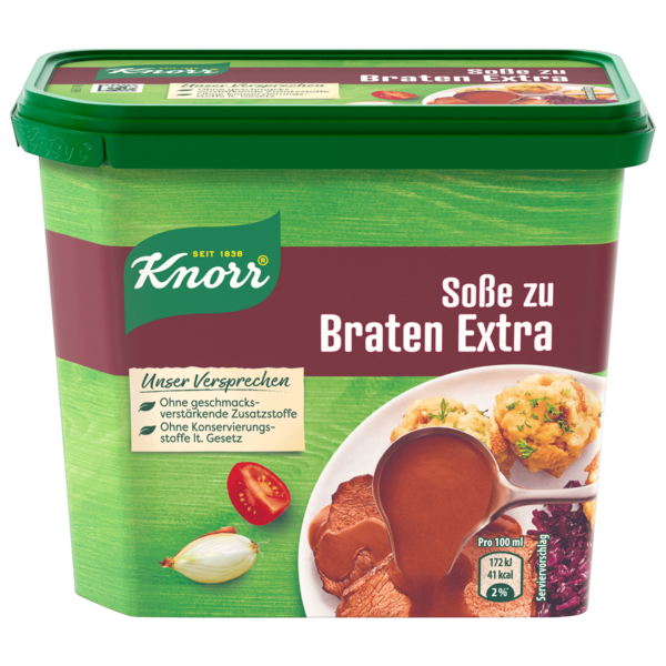 Knorr Sosse zum Braten extra 2,5L