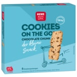 REWE Beste Wahl Cookies on the Go Chocolate Chunk 132g