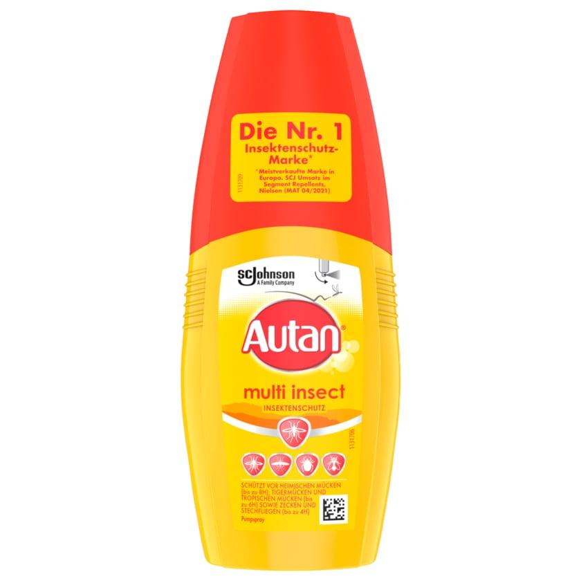 Autan Protect Plus Pumpspray 100ml