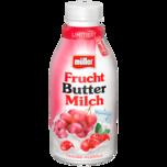 Müller Fruchtbuttermilch limitiert Traube-Acerola 500g