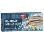REWE Beste Wahl Regenbogen-Forellen 2 Stück, 500g