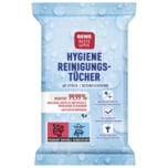 REWE Beste Wahl Hygiene Reinigungstücher 40 Stück