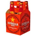 Estrella Damm 4x0,33l