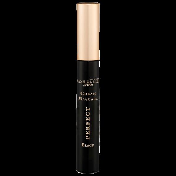 Maybelline Mascara Cream Mascara Perfect Black