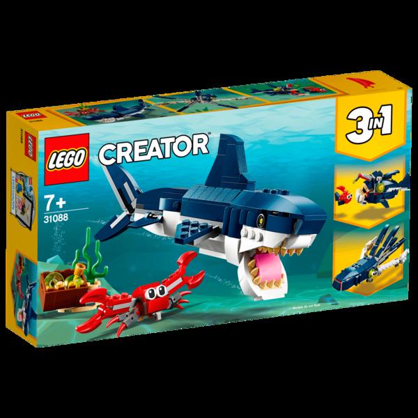 Lego Creator Bewohner der Tiefsee #31088 *