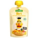 Sesamstrasse Bio Bert Apfel-Pfirsich 1 Jahr 100g
