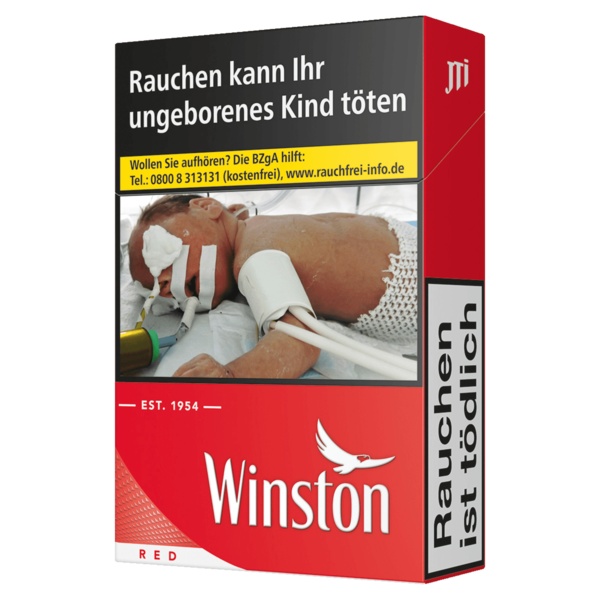 Winston Red 20 Stück