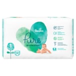 Pampers Pure Protection Windeln Gr.1 Newborn 2-5 kg Tragepack 35ST