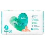 Pampers Pure Protection Windeln Gr.1 Newborn 2-5 kg Tragepack 35ST