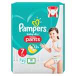 Pampers Baby Dry Nappy Pants Gr.7 17+kg 21 Stück