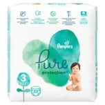 Pampers Pure Protection Windeln Gr.3 Midi 6-10 kg Tragepack 22ST