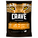 Crave Katzenfutter Truthahn & Huhn Adult 750g