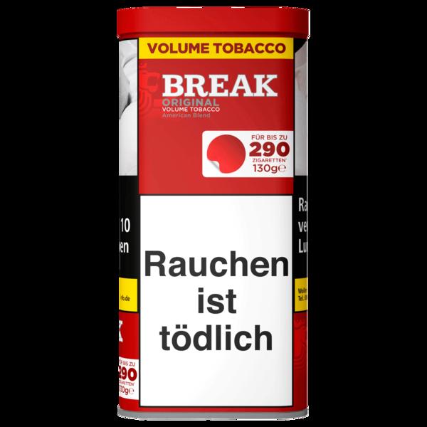 Break Original Volume Tobacco 130g