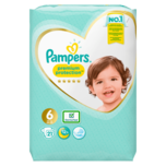 Pampers PREMIUM PROTECTION Windeln Gr.6 Extra Large 13-18kg EP 21ST