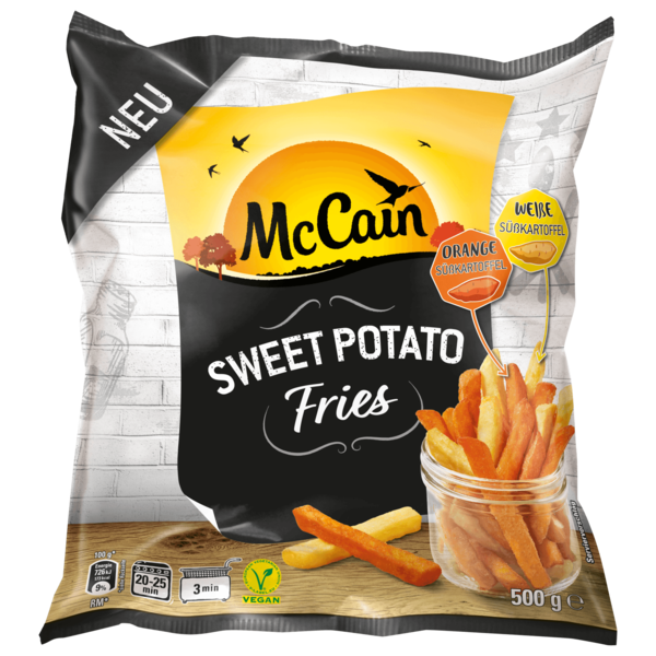 McCain Sweet Potato Fries 500g