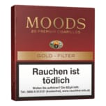 Moods Gold-Filter 20 Premium Cigarillos