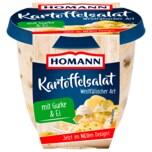 Homann Kartoffelsalat westfälischer Art Gurke & Ei 400g