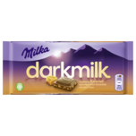 Milka Dark Milk Karamellsalz 85g