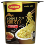 Maggi Asia Noodle Cup Curry 63g