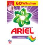 Ariel Colorwaschmittel Pulver 3.9kg, 60WL
