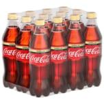 Coca-Cola Vanilla ohne Zucker 12x0,5l