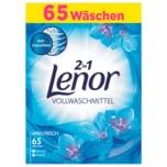 Lenor Vollwaschmittel Pulver Aprilfrisch 4,225kg 65WL