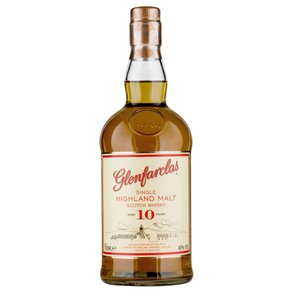 Glenfarclas Single Malt Scotch Whisky 0,7l
